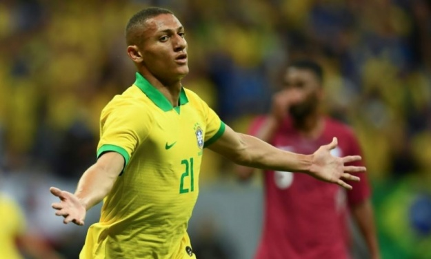 JO de Tokyo : Le Brésil sans Rodrygo et Vinicius, mais avec Richarlison (liste définitive)