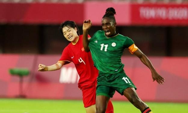 JO (Foot Féminin) : La Chine arrache le nul face à la Zambie dans un match fou