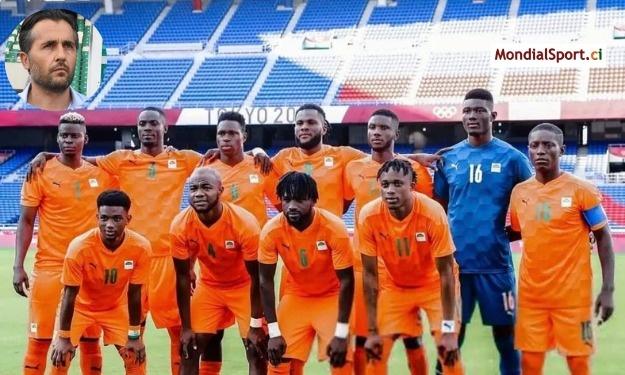 JO (foot) : Patrice Beaumelle rêve du titre Olympique pour la Côte d'Ivoire