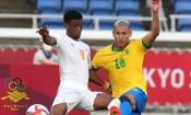 JO : La Côte d'Ivoire tient en échec le Champion en titre avant son choc face à l'Allemagne