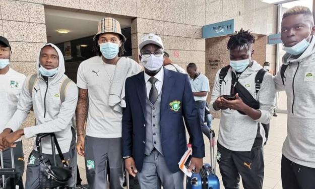 JO : La délégation Ivoirienne s'envole pour Tokyo