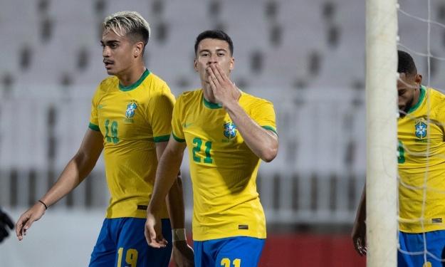 JO : Le Brésil boucle sa préparation sur une large victoire face aux Émirats arabes unis