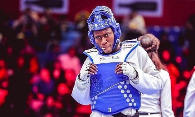 JO (Taekwondo) : Gbagbi Ruth en demi-finales face à la N°3 Mondiale