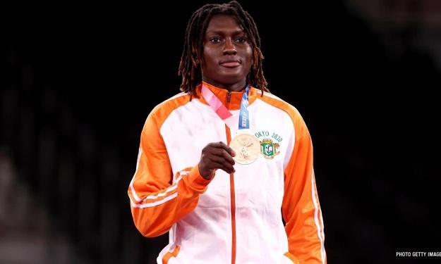 JO (Taekwondo) : Gbagbi Ruth offre une 1ère médaille à la Côte d'Ivoire