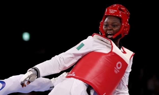 JO (Taekwondo) : Traoré Aminata Charlène à une victoire du Bronze