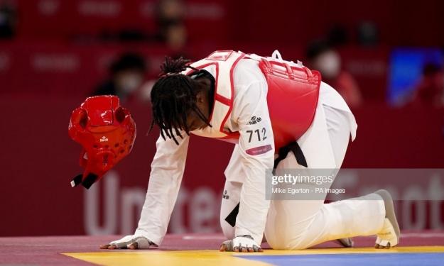 JO (Taekwondo) : Traoré Aminata Charlène rend à son tour les armes