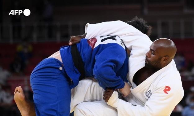 JO : Teddy Riner se réconforte avec le Bronze et s'adjuge une 4è médaille olympique dans sa carrière