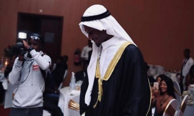 Quand Jumaa Saeed chante à la gloire de Dieu