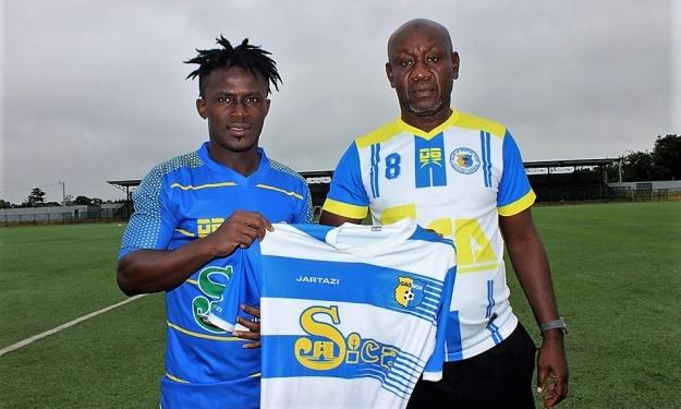Kangoh Simon (ex-meilleur joueur de la Ligue 1) signe son retour à Gagnoa