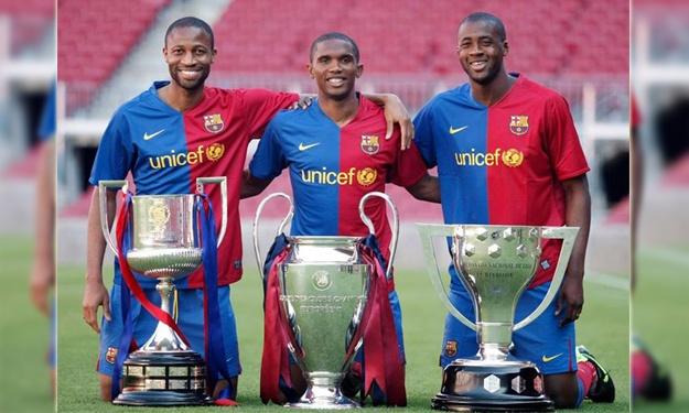 Kéïta, Eto'o, Yaya Touré, Drogba … ces Africains qui ont remporté la Ligue des Champions