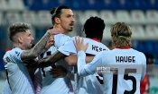 Kessié et le Milan reprennent la tête de la Serie A grâce à Zlatan Ibrahimovic