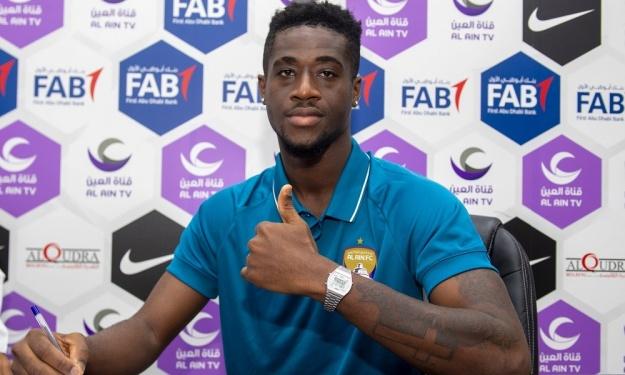 Kouamé Kouadio rejoint l'ancien club de Boubacar Sanogo et d'Amuah Diaky