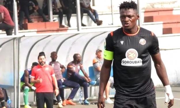Kouassi Crépin (FC San Pedro) : ''Mon rêve, c'est de voir le FC San Pedro devenir champion de Côte d'Ivoire''