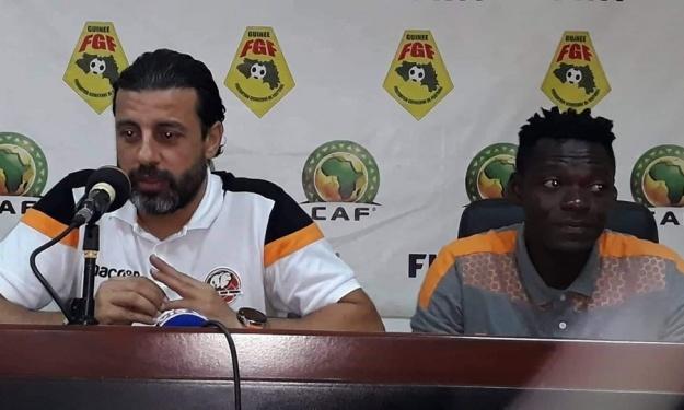 Kouassi Crépin (FC San Pedro) : ''Nous sommes à Conakry pour gagner''