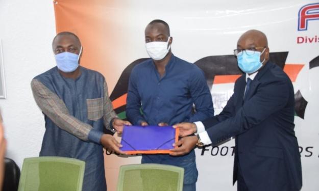 L'AFI confirme le don de 10 Millions de FCFA aux footballeurs ivoiriens de la part d'Idriss Diallo
