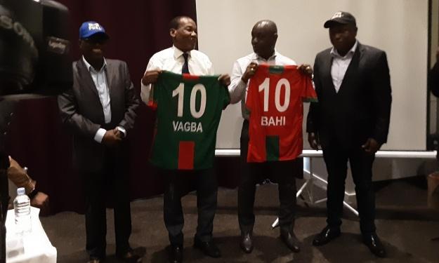 L'Africa Sports présente officiellement son nouvel équipementier
