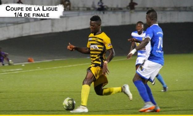 L'ASEC en demi-finales de la 7è édition de la Coupe de la Ligue