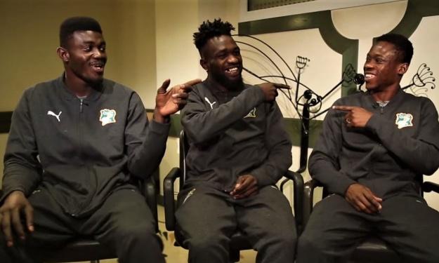L'entretien décalé avec les Eléphants Olympiques Dao Youssouf, Ira Tape & Diallo Chester