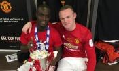 L'hommage de Bailly à Rooney