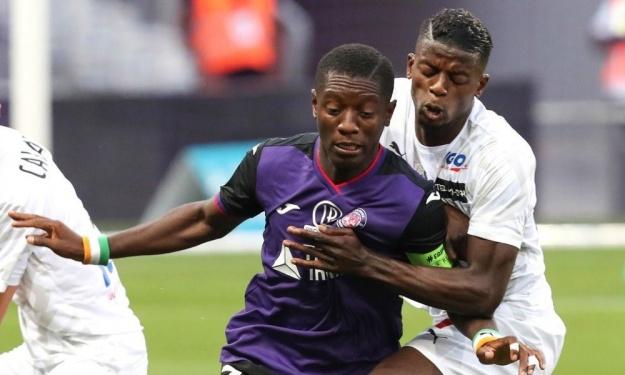 L'Ivoirien Eddy Gnahoré sur les tablettes du Stade Rennais