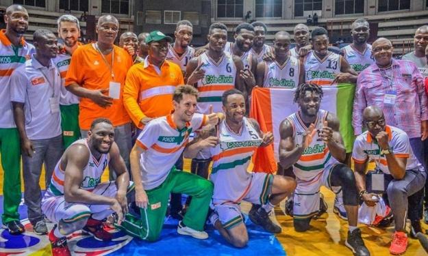 La Côte d'Ivoire décroche son billet pour la Coupe du Monde FIBA 2019
