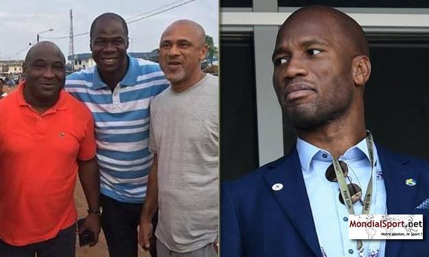 ''La FIF, c'est trop tôt pour Drogba'' : Ce Champion d'Afrique 92 ne militera pas pour l'ancien capitaine des Eléphants
