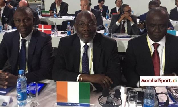 La FIFA offre plus de 300 Millions de FCFA à la FIF pour faire face à l'impact du Covid-19