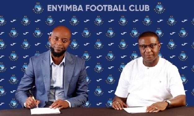Nigeria : La légende George Finidi prend les commandes d'Enyimba