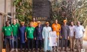 La LONACI félicite les Eléphants pour leur parcours à l'Afrobasket 2021