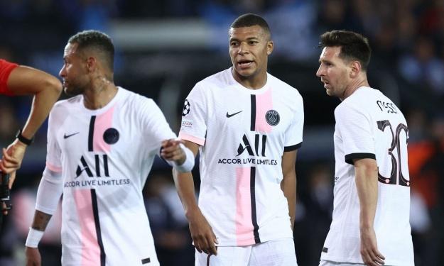 LDC (J1) : Le PSG accroché malgré la MNM, City et l'Ajax cartonnent, défaite des clubs du Milan