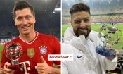 LDC : Lewandowski efface Raúl du podium des buteurs ; Giroud sur les traces de Drogba