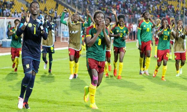 CAN Féminine 2016 : Le Cameroun en demi-finale