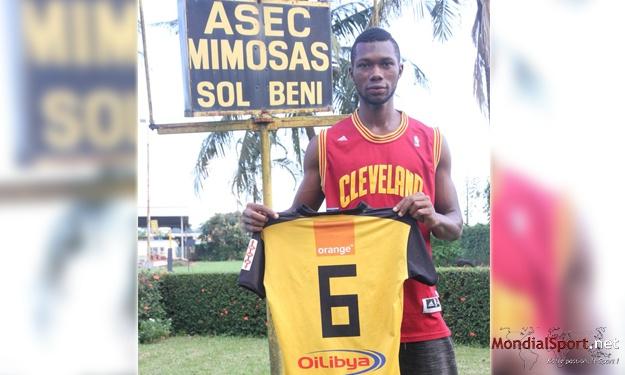 ''Le club de mes rêves? Manchester United!'', Portrait de SAKO Oumar, la tour de contrôle de l'ASEC Mimosas