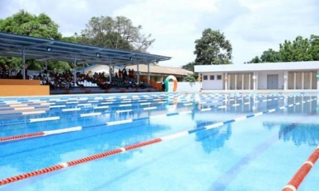 Le complexe sportif de Bingerville : La piscine Dominique Ouattara en ébullition ce samedi
