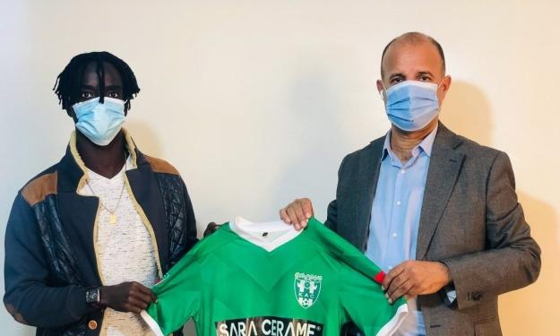 Le contingent Ivoirien au Maroc rejoint par Kassi Malan