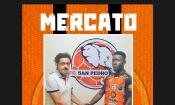 Le FC San Pedro s'offre Sery Gnoleba Edmond