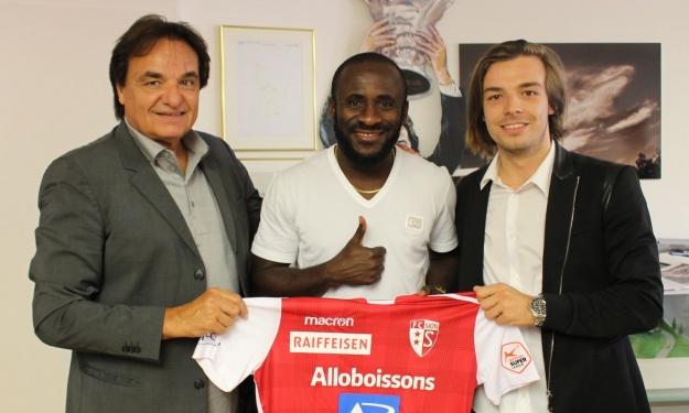 Affaire Doumbia Seydou et Kouassi licenciés : Le communiqué du FC Sion