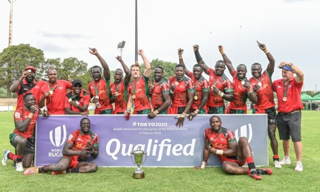 Le Kenya remporte le ''Rugby Africa Men's Sevens 2019'' et se qualifie pour les JO ; La Côte d'Ivoire se classe 12è