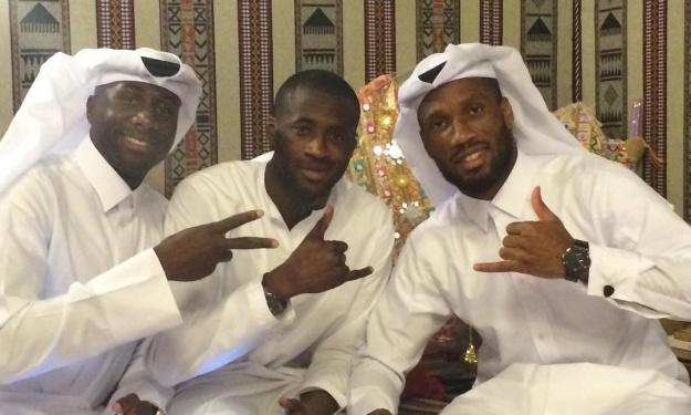 Le message de soutien de Drogba à Souleymane Bamba
