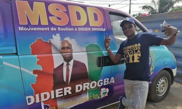 FIF : Le Mouvement de Soutien à Didier Drogba reçoit deux véhicules