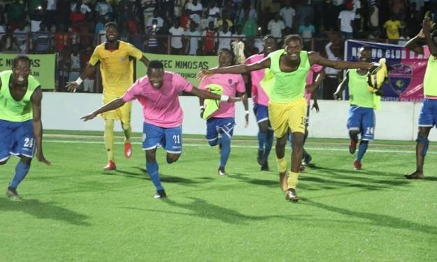 Le Racing Club d'Abidjan et le FC San Pedro seront Africains la saison prochaine