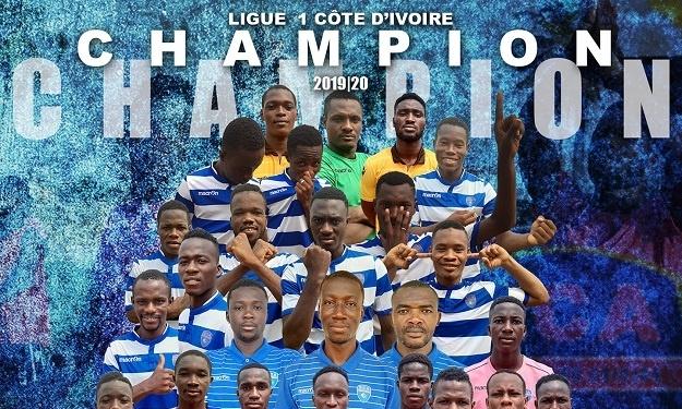 Le secret du Titre, la santé financière du club, la Ligue des Champions… le Président du Racing Club d'Abidjan se livre