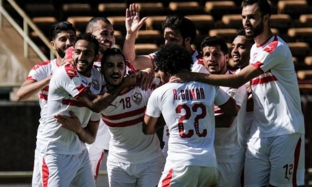Le Zamalek remporte la Coupe de la Confédération 2019