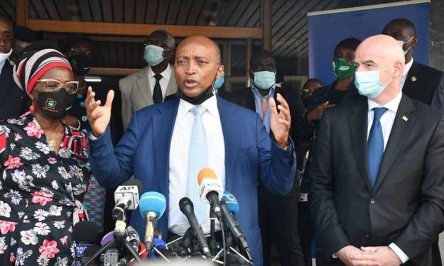 Les accointances de Drogba avec les Patrons du foot, le consensus suscité à la FIF, … la position de Choilio Diomandé