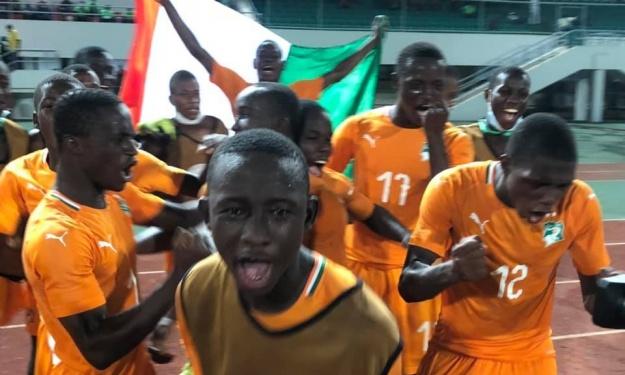 Les Eléphanteaux cadets remportent le Tournoi UFOA-B
