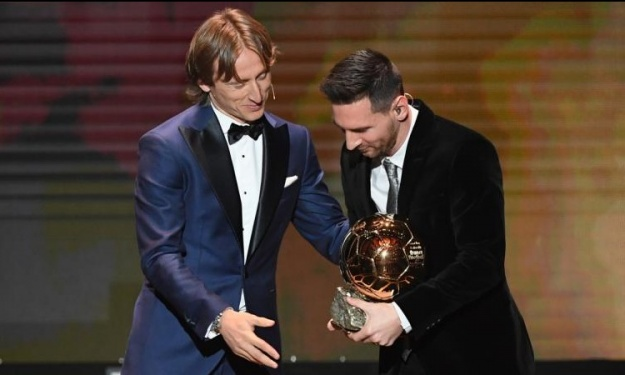 Les lauréats de la cérémonie du Ballon d'Or France Football 2019