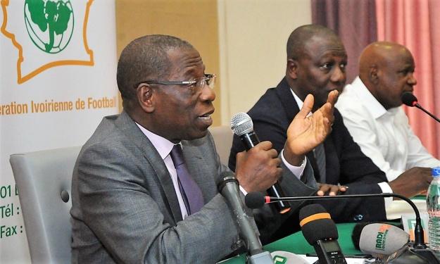 Les raisons ont poussé la Côte d'Ivoire a accepté la CAN 2023, le retrait acté de la procédure au TAS… la FIF fait le point