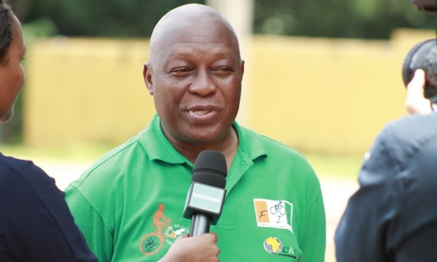 Les vœux du Président de la Fédération Ivoirienne de Cyclisme (FIC)