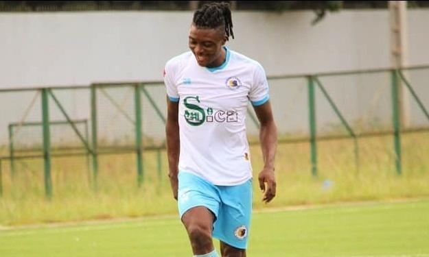 Libéré par l'ASEC, Godwin Zaki rebondit dans un autre club ivoirien