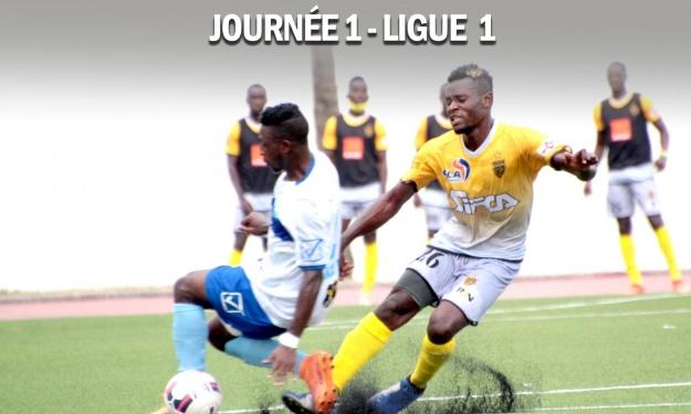 Ligue 1 (1ère J) : L'ASEC accroché par Bouaké FC, le FC San Pedro en patron devant l'USC Bassam